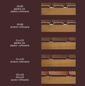 System Deck-Dry montaż desek bez stykowy - katalog