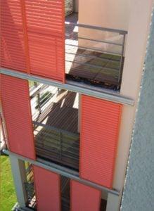 Deski Tarasowe - zdjęcie na balkonach