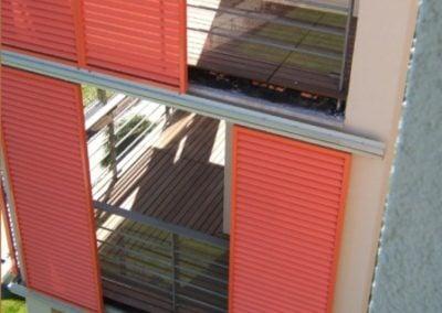 Taras na balkonach dla dewelopera