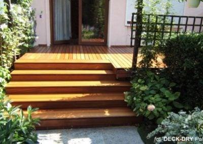 Deska Tarasowa i schody tarasowe