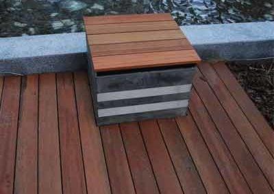Drewniane Meble Ogrodowe Garnizon