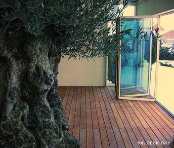 Altana Podłogi z drewna egzotycznego