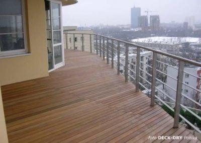 Balkony i Taras