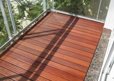 Balkony i Tarasy z drewna Wrocław