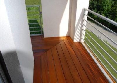 Balkony Tarasy z drewna