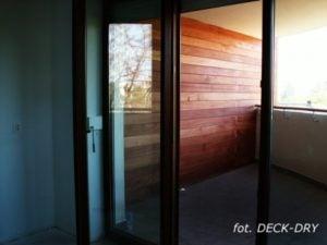 drewno egzotyczne elewacja - zdjęcia