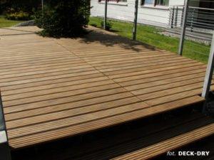 Deska ryflowana Deck-Dry