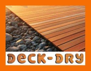 Deska Tarasowa bangkirai gładka Deck-Dry