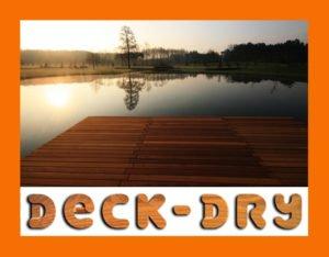 Deska Tarasowa bangkirai Pomost Drewniany Deck-Dry