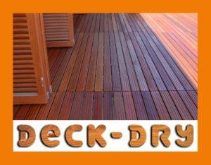 Deska Tarasowa bangkirai ryflowana Deck-Dry