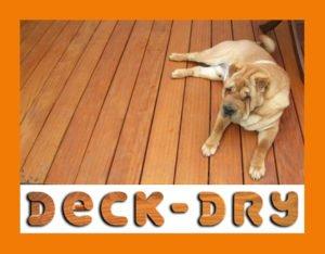 Deska Tarasowa Egzotyczna Garapa - Deck-Dry