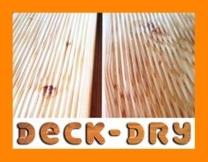 Deska Tarasowa Modrzew Deck-Dry