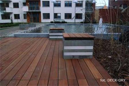 zdjęcia drewniane meble ogrodowe