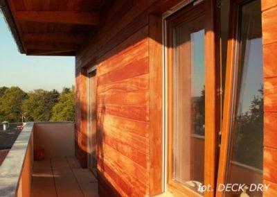 Drewno elewacyjne egzotyczne