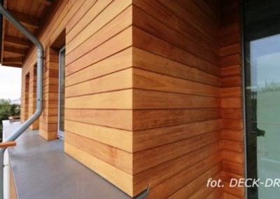 drewno elewacyjne elewacje drewniane