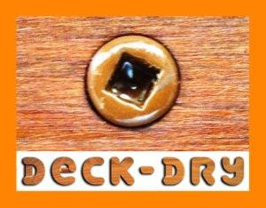 Główka wkrętu Deck-Dry