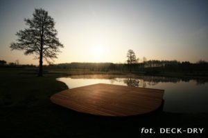 Zdjęcie - Mostek i Pomost nad wodą Deck-Dry