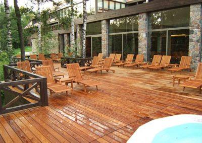 Podłogi Drewniane Meble Ogrodowe