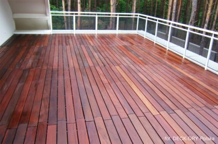Podłogi z Drewna Egzotycznego Leginca