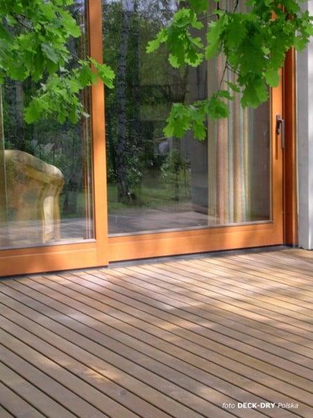 Pomysły na Taras drewno na taras