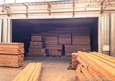 Suszenie Drewna Deck-Dry