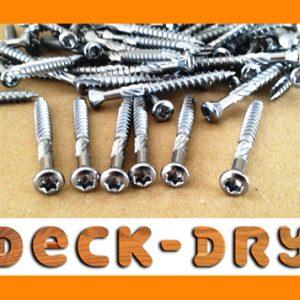 Wkręty Systemowe Deck-Dry