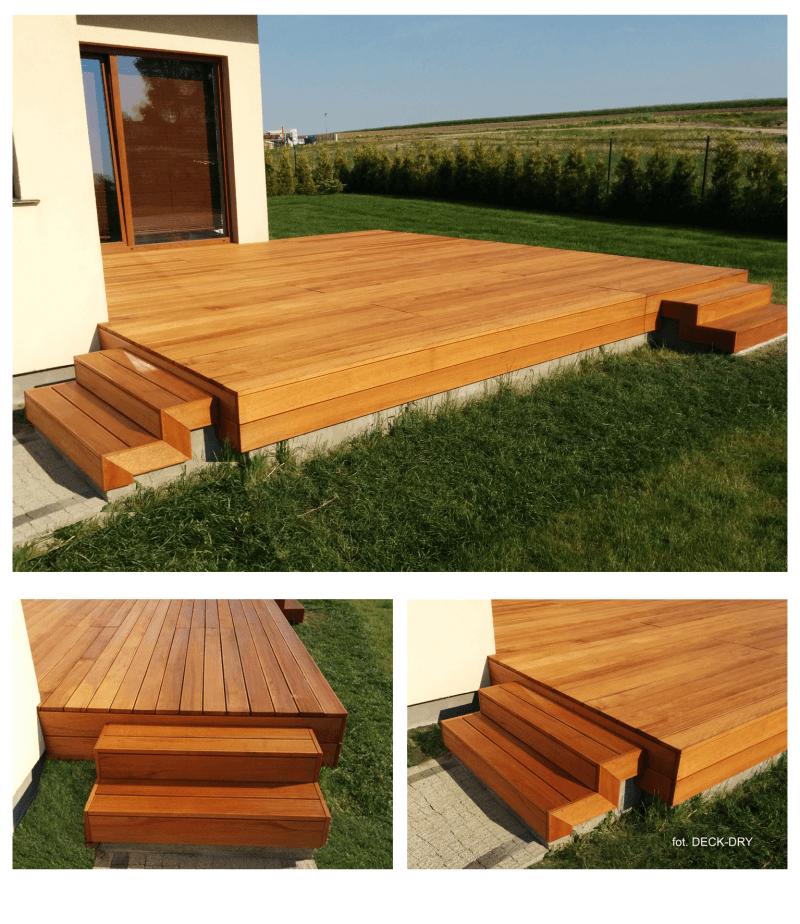 Zabudowy Tarasów Drewno Egzotyczne Punah - śląsk