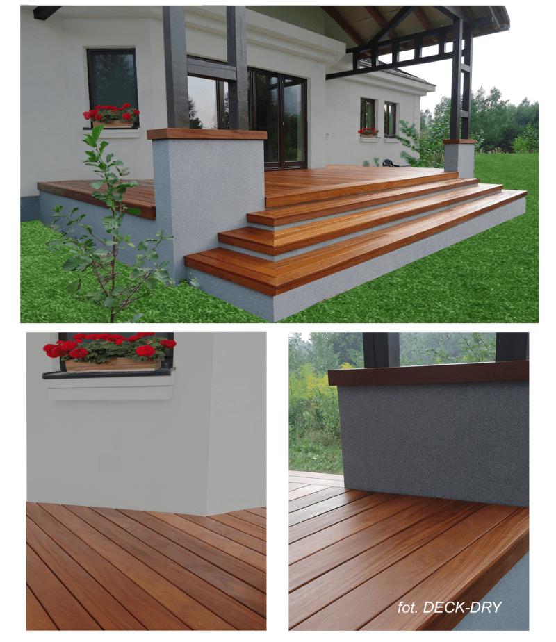 Projekty Tarasu i Zabudowy Tarasu wraz z montażem Śląsk