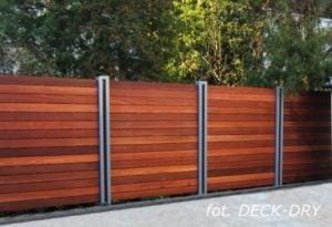 Deski Balustradowe i Drewniane zabudowy Deck-Dry