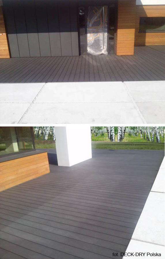 Deski Kompozytowe na Taras - Deck-Dry Katowice