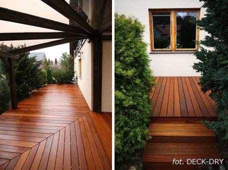 Zadaszenia Tarasu Pergole drewniane