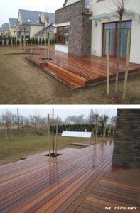 Deska Tarasowa Deck Dry Ogród przy Domu