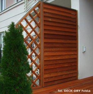 Drewniana Pergola, woj. mazowieckie