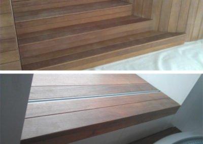 Drewno Bangkirai - obudowa Jacuzzi Deck-Dry