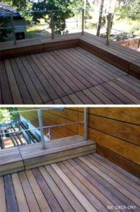 Drewno Egzotyczne na Tarsie Deck-Dry zdjęcie