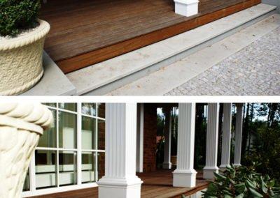 Drewno Egzotyczne na Tarasie Rezydencji Deck-Dry