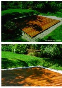 Drewno Egzotyczne w Ogrodzie na Tarasie Zdjecia realizacji