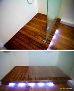 Drewno na Brodziki Drewniane Deck-Dry