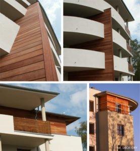Elewacje Drewniane Budowa realizacja Katowice