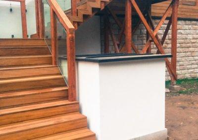 Konstrukcja pod schody Deck-Dry