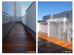 Ładne Tarasy - Zdjęcie z balkonu Deck-Dry