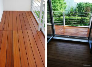 Montaż tarasu drewnianego taras i balkon