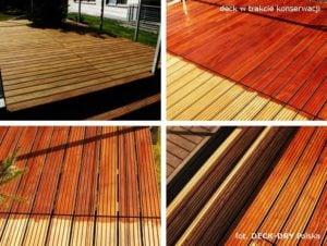 Konserwacja tarasu i olejowanie tarasów Deck-Dry zdjęcia
