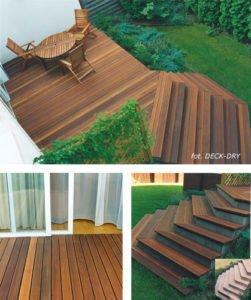 Podest Tarasowy Deck-Dry Zdjęcia