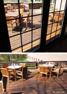 Podesty tarasowe i tarasy Restauracje - zdjęcie