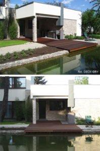 Rezydencje i Apartamenty - Montaż tarasu zdjęcie ładnego tarasu