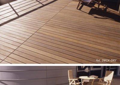 Taras drewniany Deck-Dry