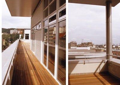 Taras na Dachu Poddasze Apartament