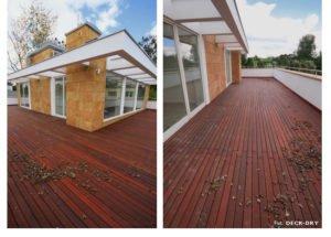 Tarasy Drewniane Apartament na dachu Zdjęcie