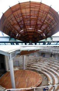Tarasy Drewniane Budowa Deck-Dry zdjęcia z budowy